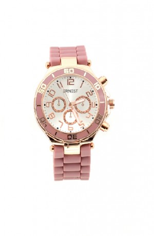MK Believe Watch Old Pink