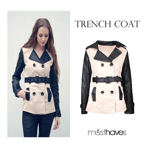 Zomerjas Trenchcoat Dames.Https Www Themusthaves Nl Grand Opening Themusthaves 2017 06
