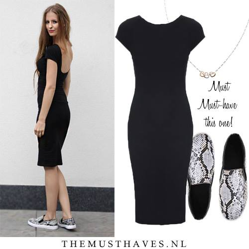 Musthave Black Dress