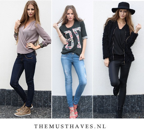 Musthave Denim Jeans