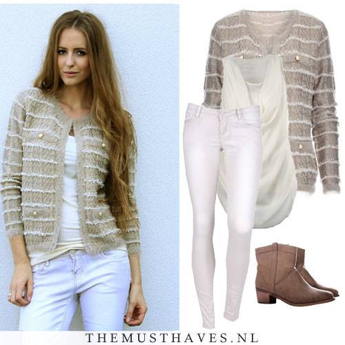 Musthave Tweed Jasje | The Musthaves