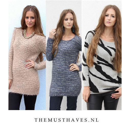 Musthave Warme Wintertruien