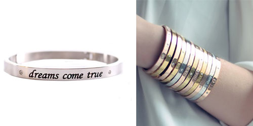 Dreams Come True Armband The Musthaves