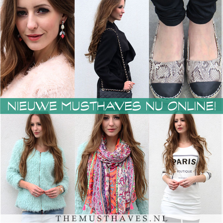 Nieuwe Collectie The Musthaves