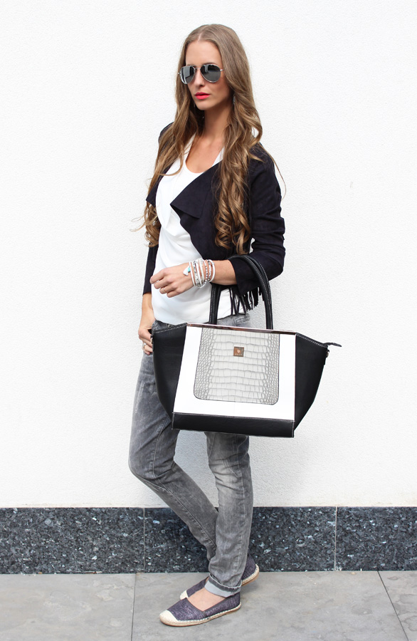 Tassen Trends 2015 : Baggy jeans grey the musthaves