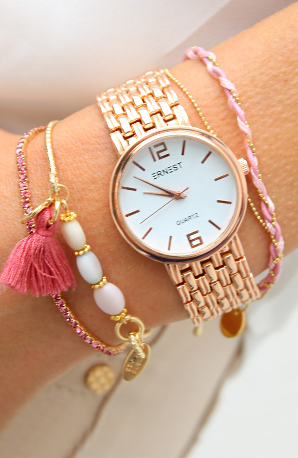 rose horloge the musthaves