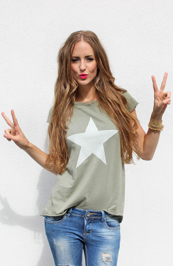 ster tshirt dames musthave