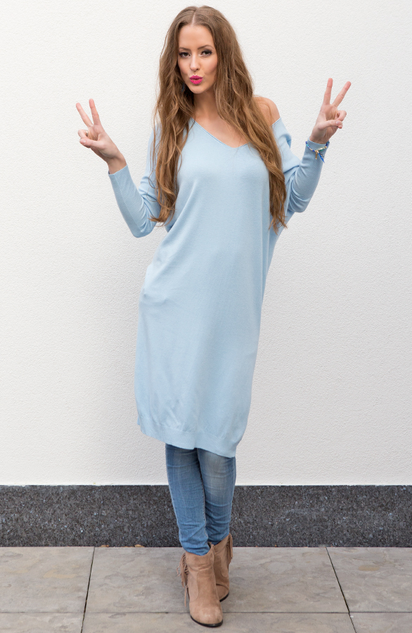 Lange Oversized Trui.Oversized Trui The Musthaves