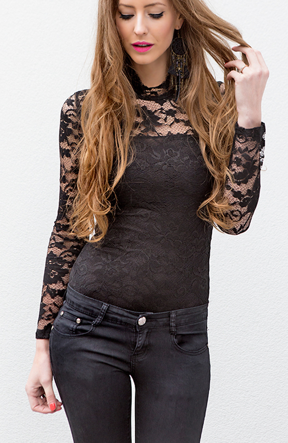 lace body online dames