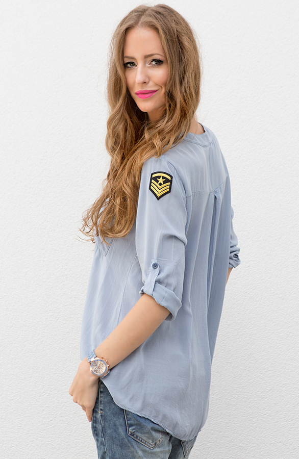 patches blouse goedkoop