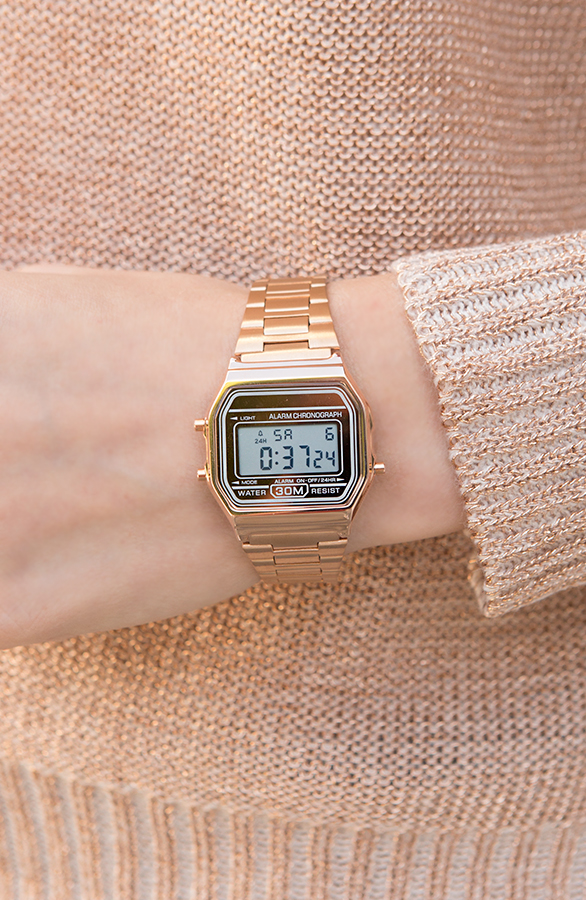 casio horloges dames
