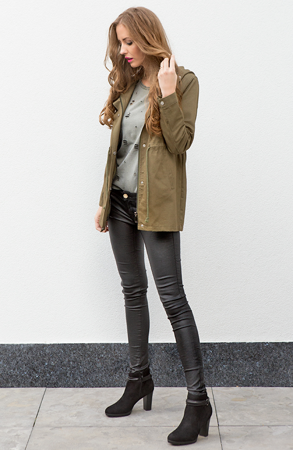 Dames Parka Zomerjas.Parka Jas Dames The Musthaves