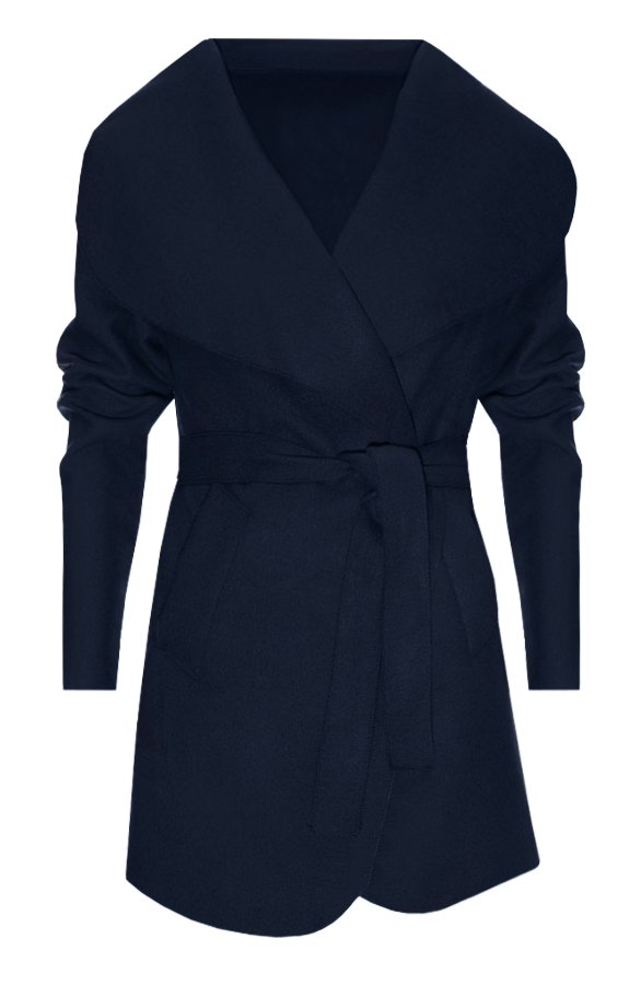 Short Dream Coat 2.0 Navy