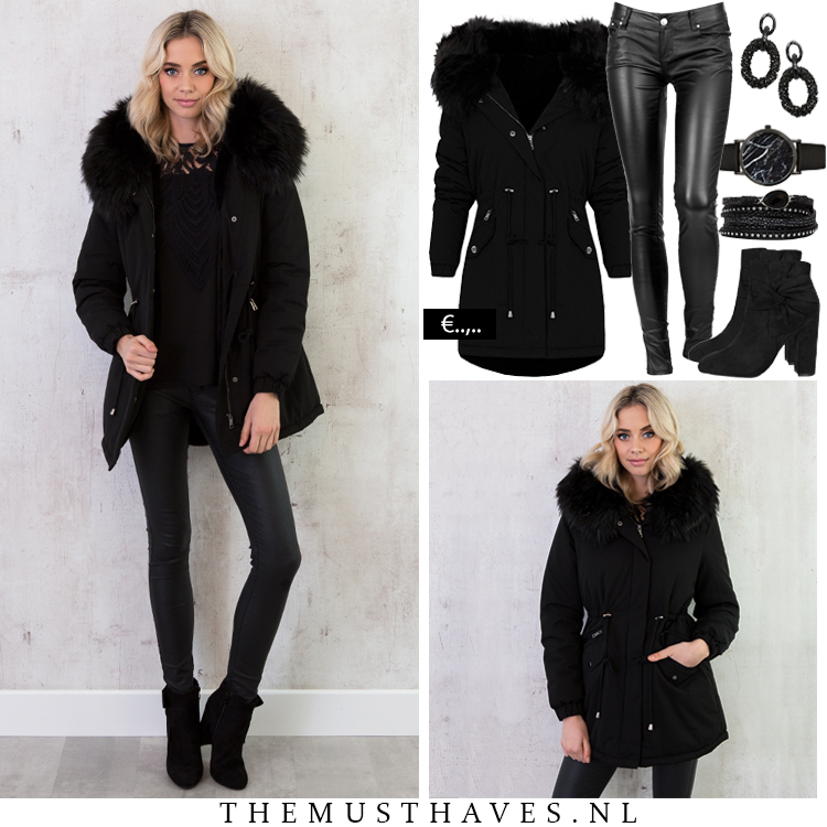 Parka Dames   Themusthaves.nl