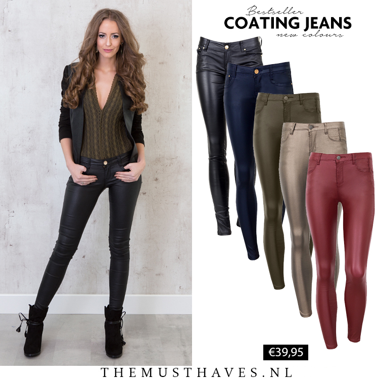 Coating Broeken Dames | Themusthaves.nl