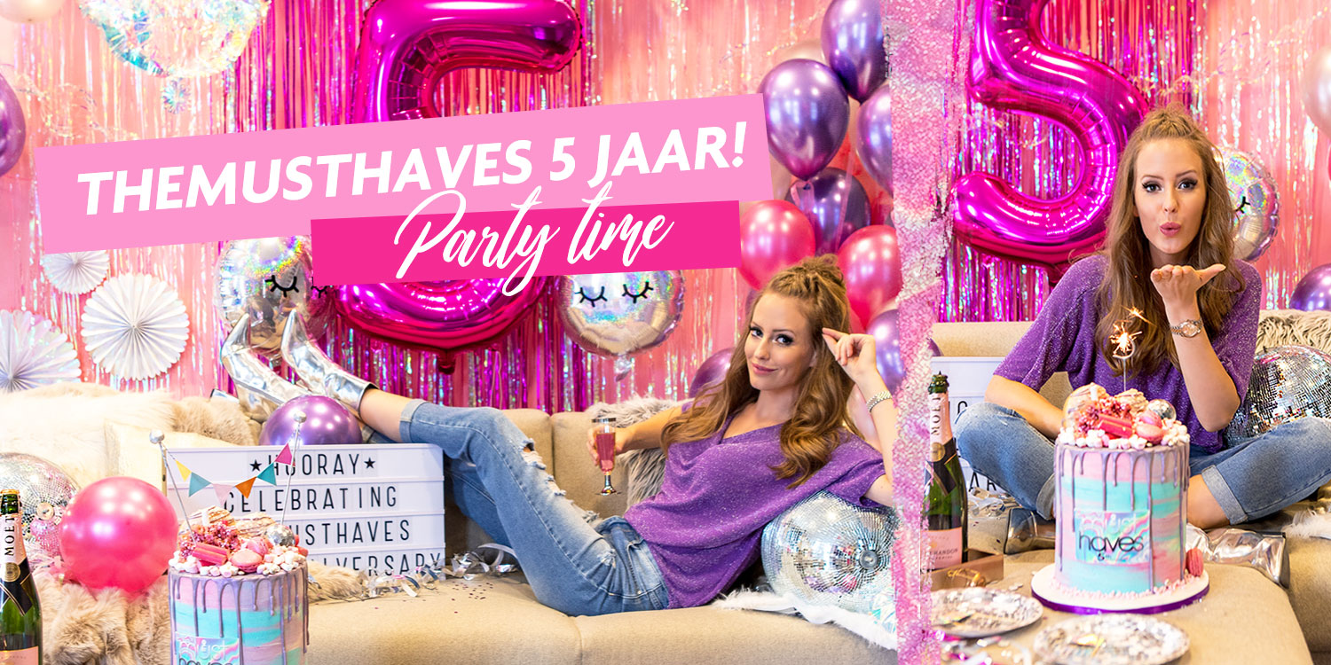 TheMusthaves 5 jaar