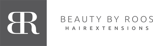 Logo Beauty By Roos