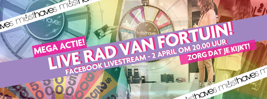 Rad van Fortuin TheMusthaves